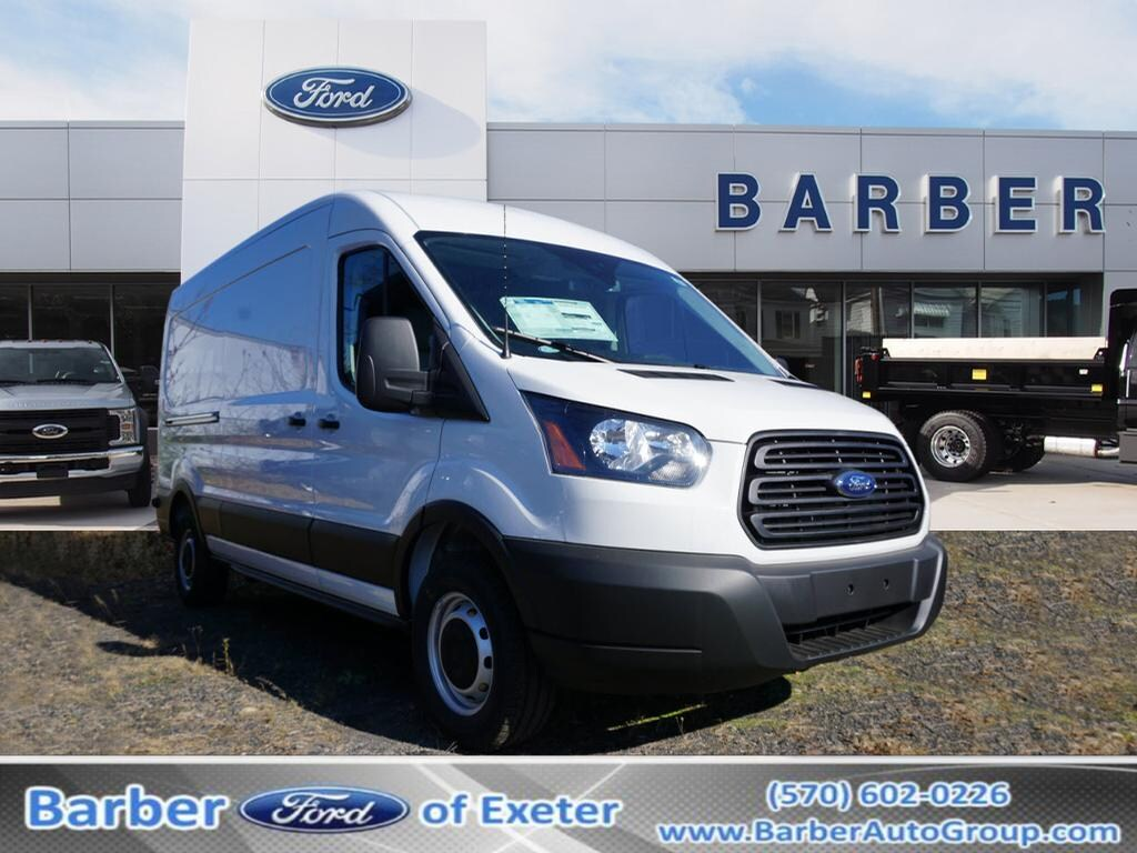 2019 Transit 250 Med Roof 4x2,  Empty Cargo Van #10373T - photo 1