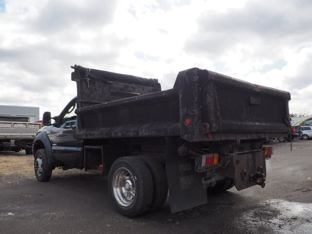2006 Ford F-550 Regular Cab DRW 4x4, Dump Body #10377B - photo 1