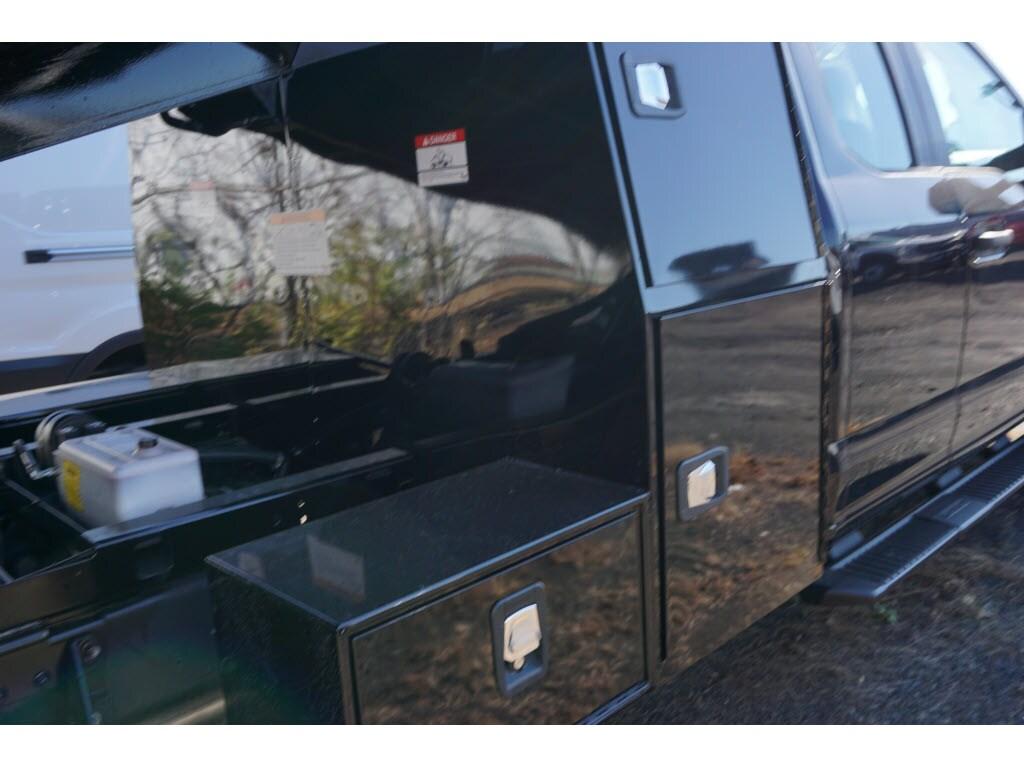 2019 F-550 Super Cab DRW 4x4, Dejana Dump Body #10377T - photo 6