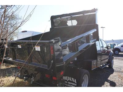 2019 F-550 Super Cab DRW 4x4, Dejana Dump Body #10377T - photo 2