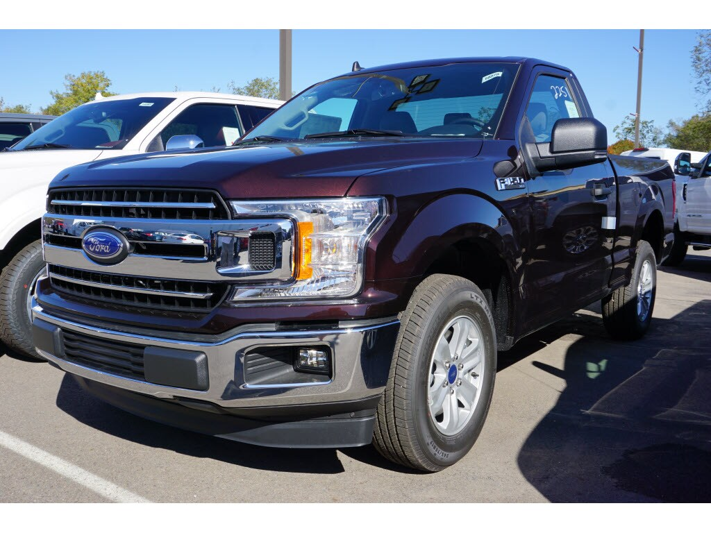 2019 F-150 Regular Cab 4x2, Pickup #10379T - photo 3