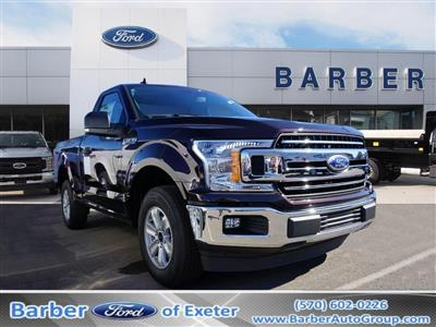 2019 F-150 Regular Cab 4x2, Pickup #10379T - photo 1