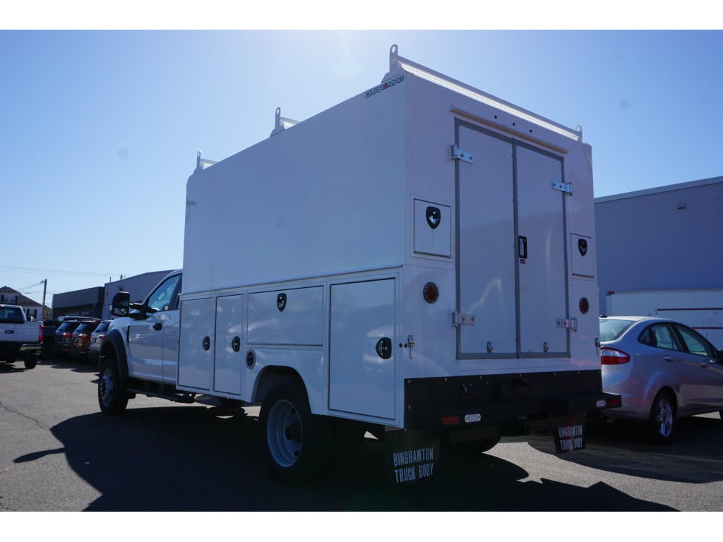 2019 F-550 Super Cab DRW 4x4, Duramag Service Body #10383T - photo 1