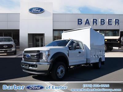 2019 Ford F-550 Super Cab DRW 4x4, Duramag S Series Service Body #10383T - photo 1
