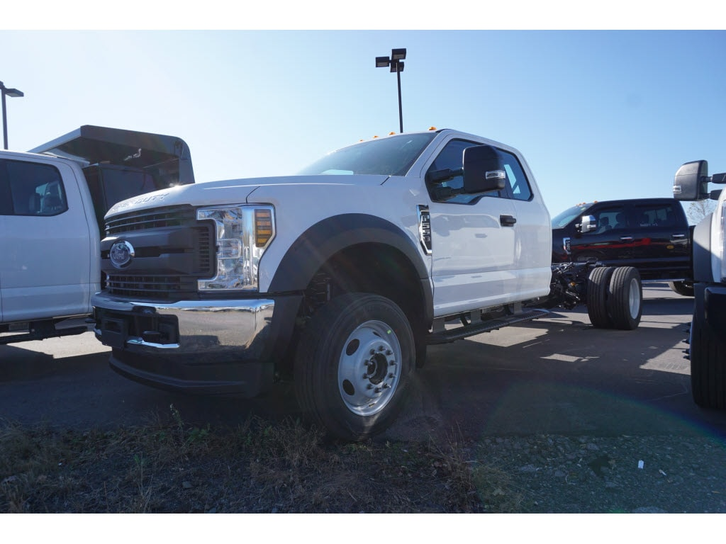 2019 F-550 Super Cab DRW 4x4, Cab Chassis #10389T - photo 1