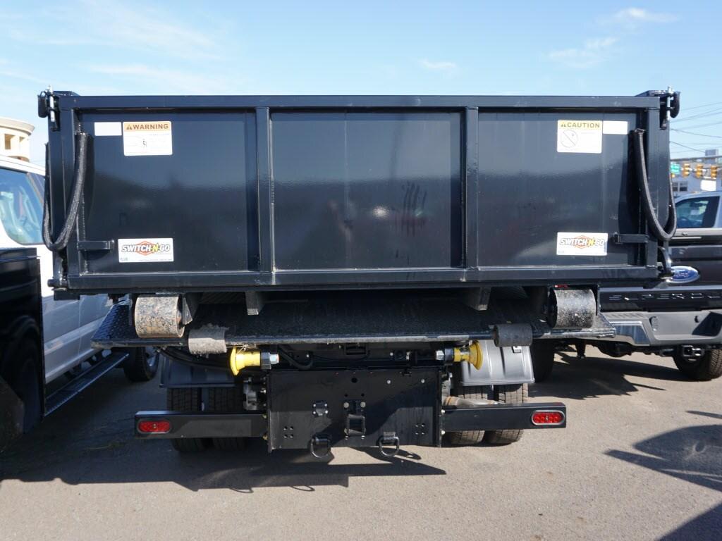 2019 F-550 Regular Cab DRW 4x4, Switch N Go Drop Box Hooklift Body #10400T - photo 2
