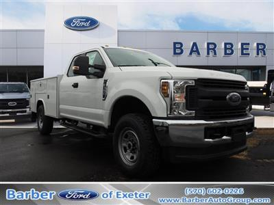 2019 F-350 Super Cab 4x4, Reading Classic II Steel Service Body #10414T - photo 1