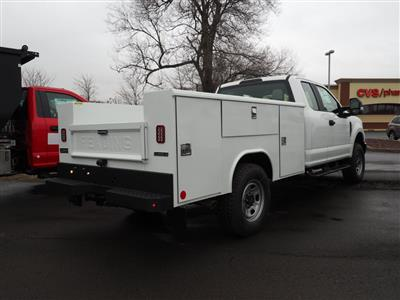 2019 F-350 Super Cab 4x4, Reading Classic II Steel Service Body #10414T - photo 2