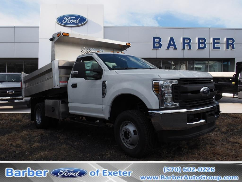 2019 F-350 Regular Cab DRW 4x4, Duramag Dump Body #10415T - photo 1