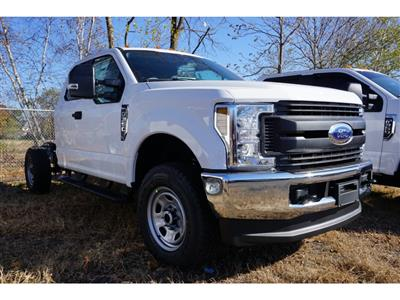 2019 F-350 Super Cab 4x4, Cab Chassis #10417T - photo 1