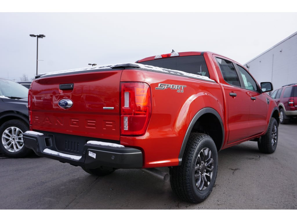 2019 Ranger SuperCrew Cab 4x4, Pickup #10434T - photo 1