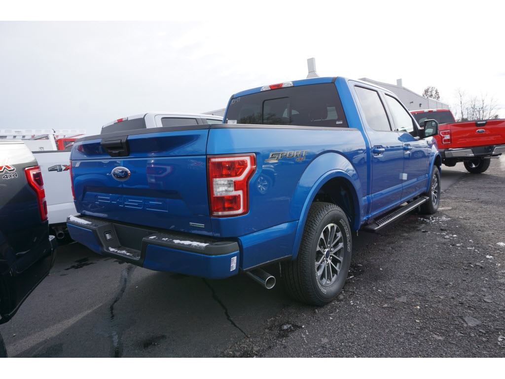 2020 F-150 SuperCrew Cab 4x4, Pickup #10441T - photo 2