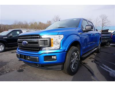 2020 F-150 SuperCrew Cab 4x4, Pickup #10441T - photo 4
