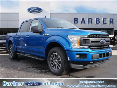2020 F-150 SuperCrew Cab 4x4, Pickup #10441T - photo 1