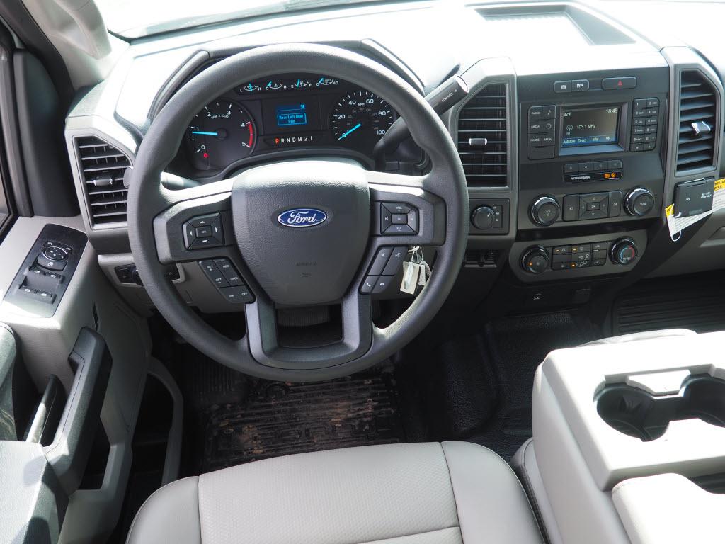 2019 Ford F-550 Crew Cab DRW 4x4, SH Truck Bodies Platform Body #10442T - photo 12