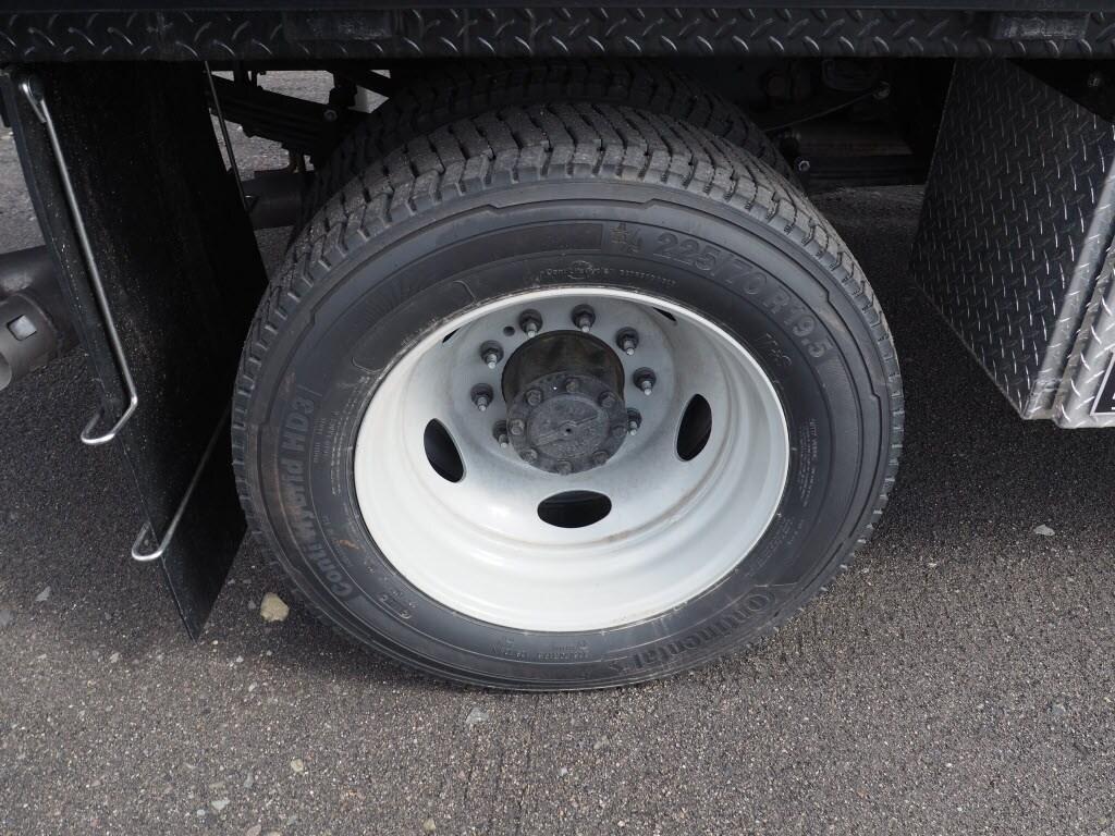 2019 Ford F-550 Crew Cab DRW 4x4, SH Truck Bodies Platform Body #10442T - photo 15