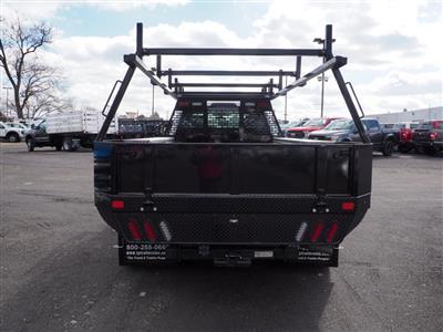 2019 Ford F-550 Crew Cab DRW 4x4, SH Truck Bodies Platform Body #10442T - photo 9