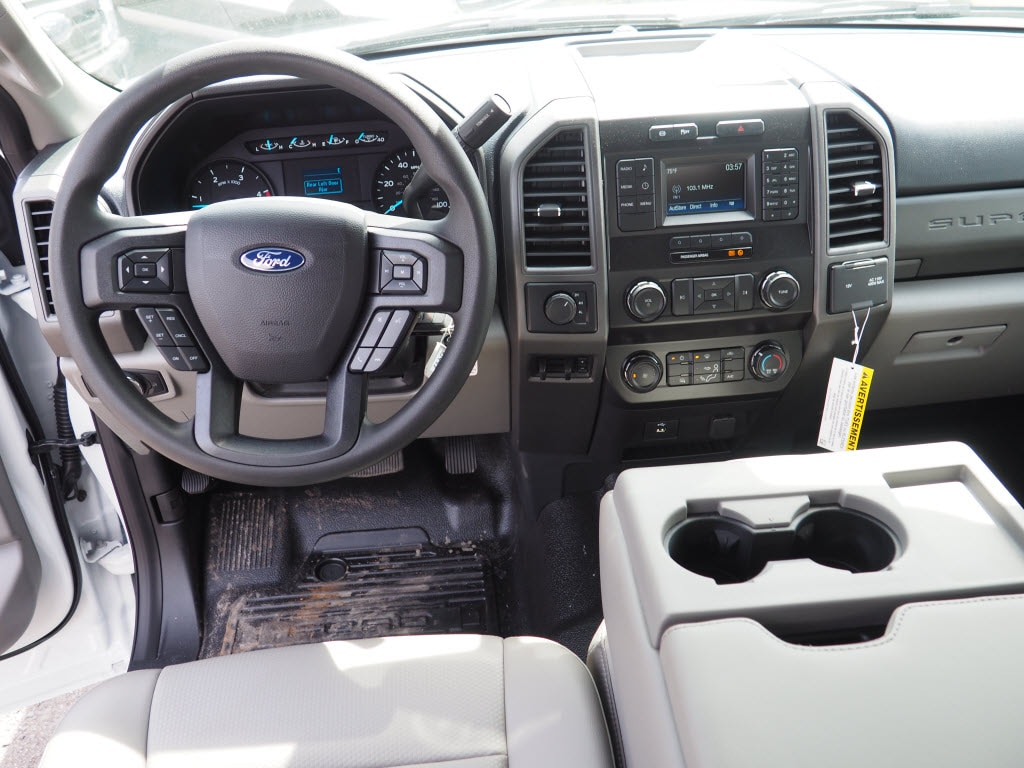2019 Ford F-550 Super Cab DRW 4x4, Knapheide KUVcc Service Body #10444T - photo 9
