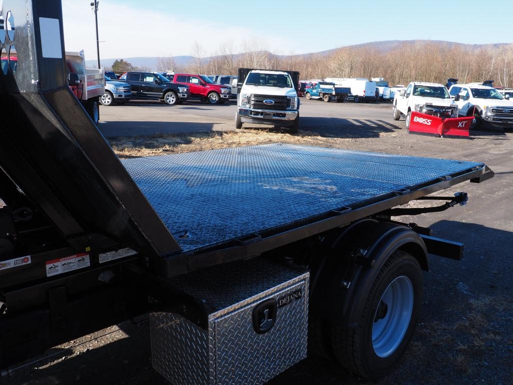 2019 F-550 Super Cab DRW 4x4, Switch N Go Drop Box Hooklift Body #10445T - photo 9
