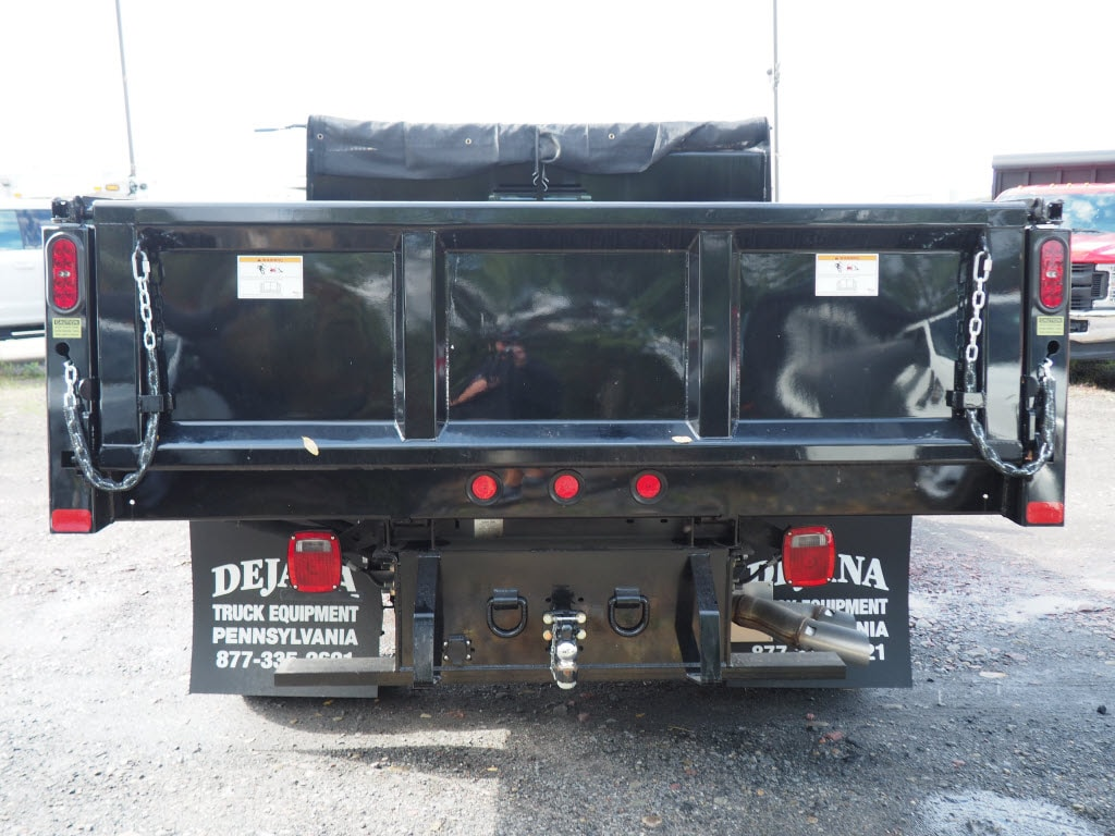 2019 Ford F-450 Regular Cab DRW 4x4, Rugby Eliminator LP Steel Dump Body #10446T - photo 5