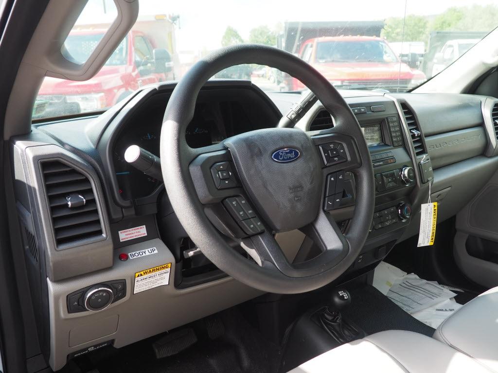 2019 Ford F-450 Regular Cab DRW 4x4, Rugby Eliminator LP Steel Dump Body #10446T - photo 10