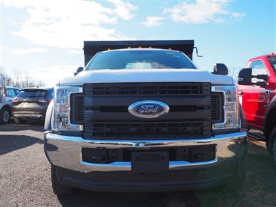 2019 Ford F-550 Regular Cab DRW 4x4, Rugby Eliminator LP Steel Dump Body #10447T - photo 4