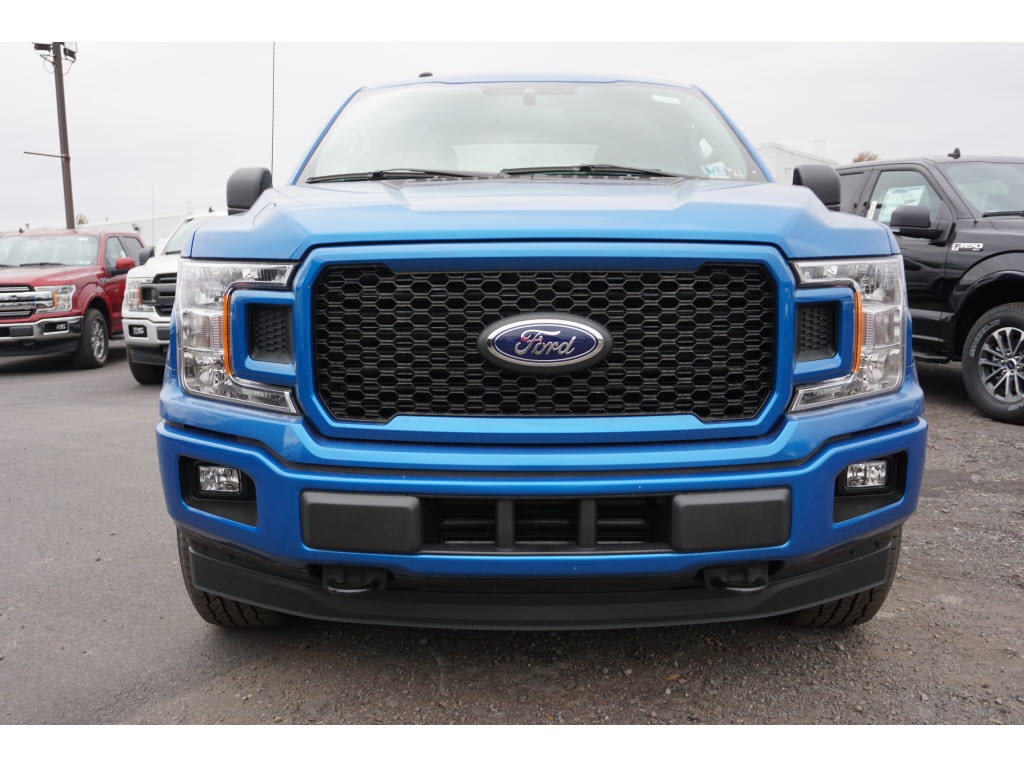 2019 F-150 SuperCrew Cab 4x4, Pickup #10453T - photo 3