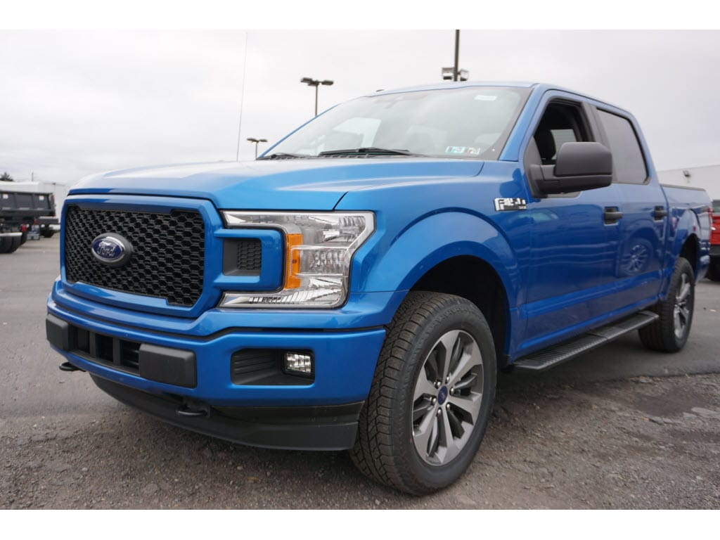 2019 F-150 SuperCrew Cab 4x4, Pickup #10453T - photo 4