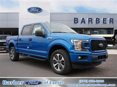2019 F-150 SuperCrew Cab 4x4, Pickup #10453T - photo 1