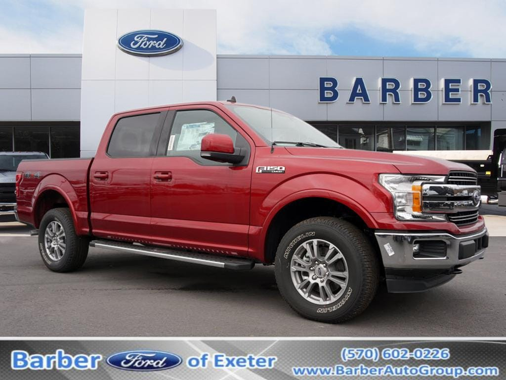 2019 F-150 SuperCrew Cab 4x4, Pickup #10460T - photo 1