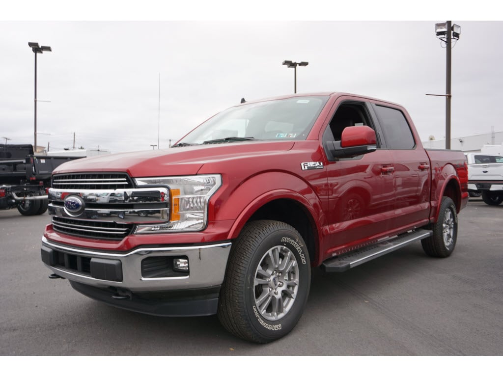 2019 F-150 SuperCrew Cab 4x4, Pickup #10460T - photo 4