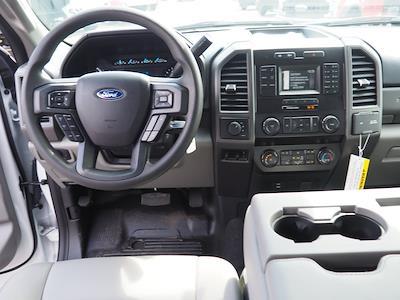 2019 Ford F-550 Super Cab DRW 4x4, Duramag Aluminum Landscape Dump #10472T - photo 10