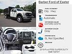 2019 Ford F-550 Super Cab DRW 4x4, Landscape Dump #10472T - photo 4