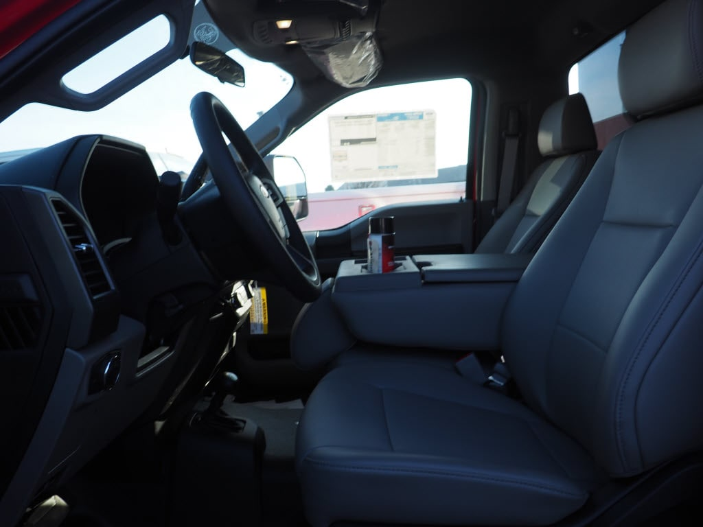 2019 F-550 Regular Cab DRW 4x4, Switch N Go Drop Box Hooklift Body #10480T - photo 15
