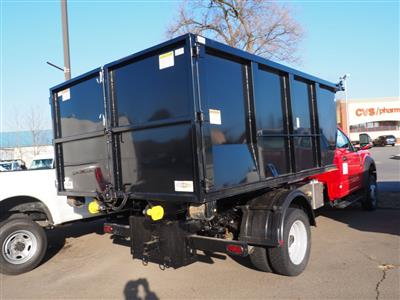 2019 F-550 Regular Cab DRW 4x4, Switch N Go Drop Box Hooklift Body #10480T - photo 2