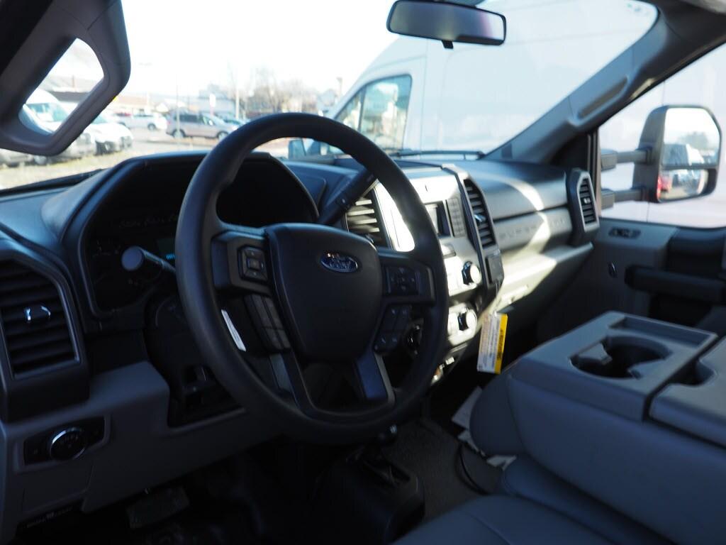 2019 F-550 Regular Cab DRW 4x4, Duramag Dump Body #10482T - photo 11