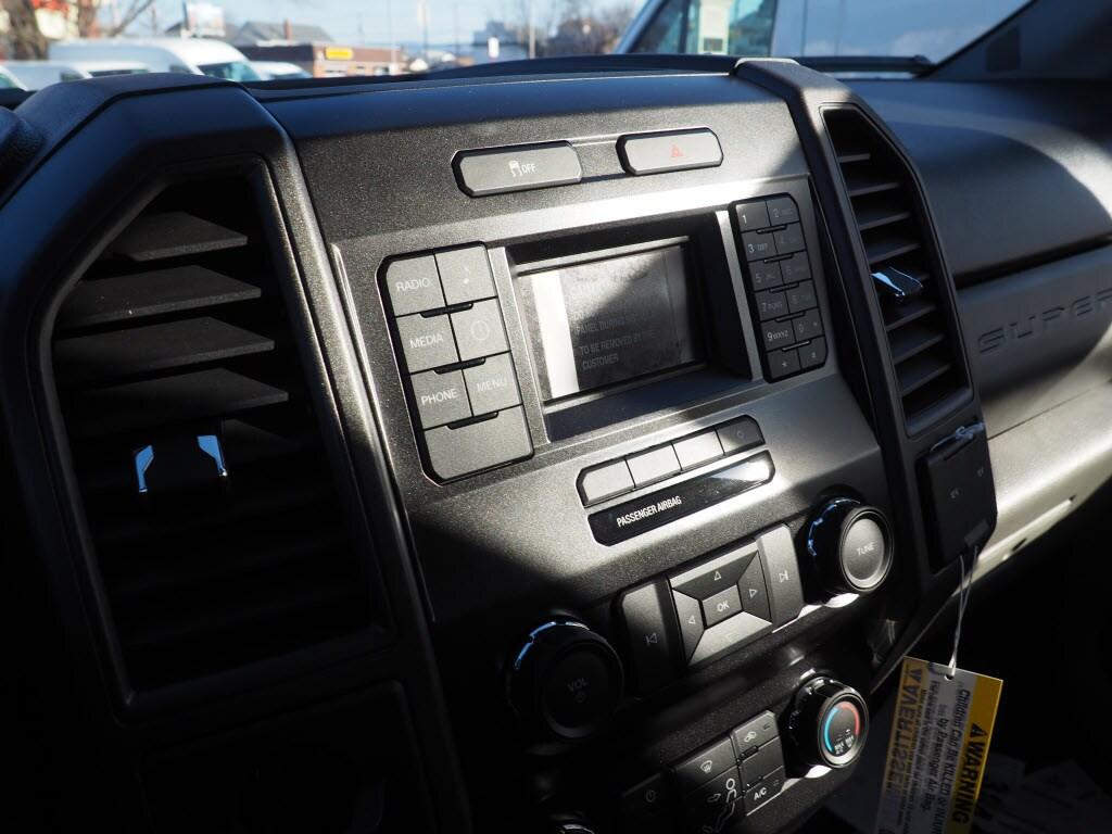 2019 F-550 Regular Cab DRW 4x4, Duramag Dump Body #10482T - photo 12