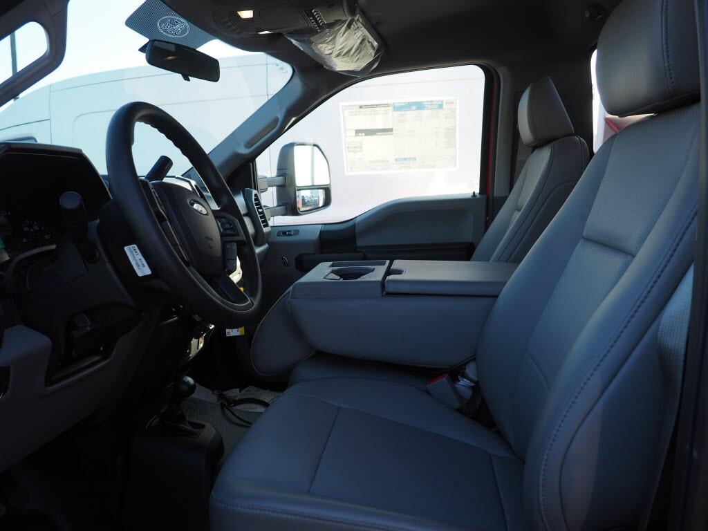 2019 F-550 Regular Cab DRW 4x4, Duramag Dump Body #10482T - photo 15