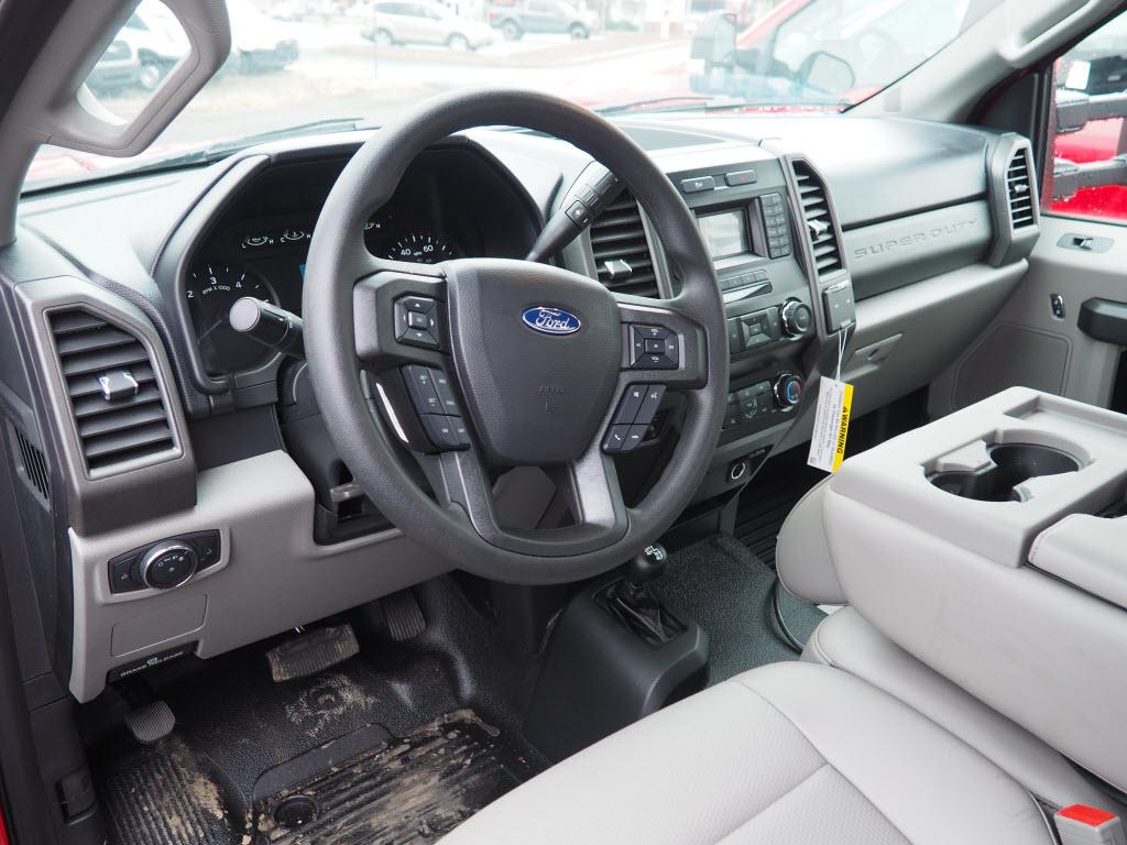2019 F-550 Regular Cab DRW 4x4, Duramag Dump Body #10482T - photo 5
