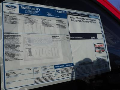 2019 F-550 Regular Cab DRW 4x4, Duramag Dump Body #10482T - photo 10