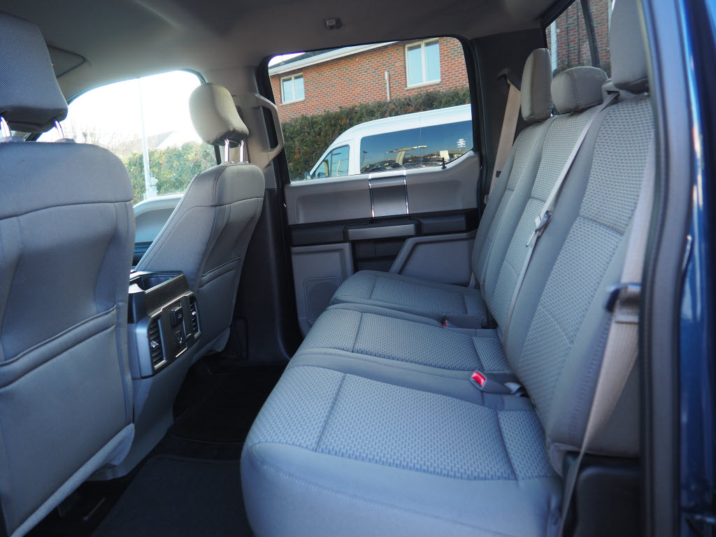 2015 F-150 SuperCrew Cab 4x4, Pickup #10495A - photo 13