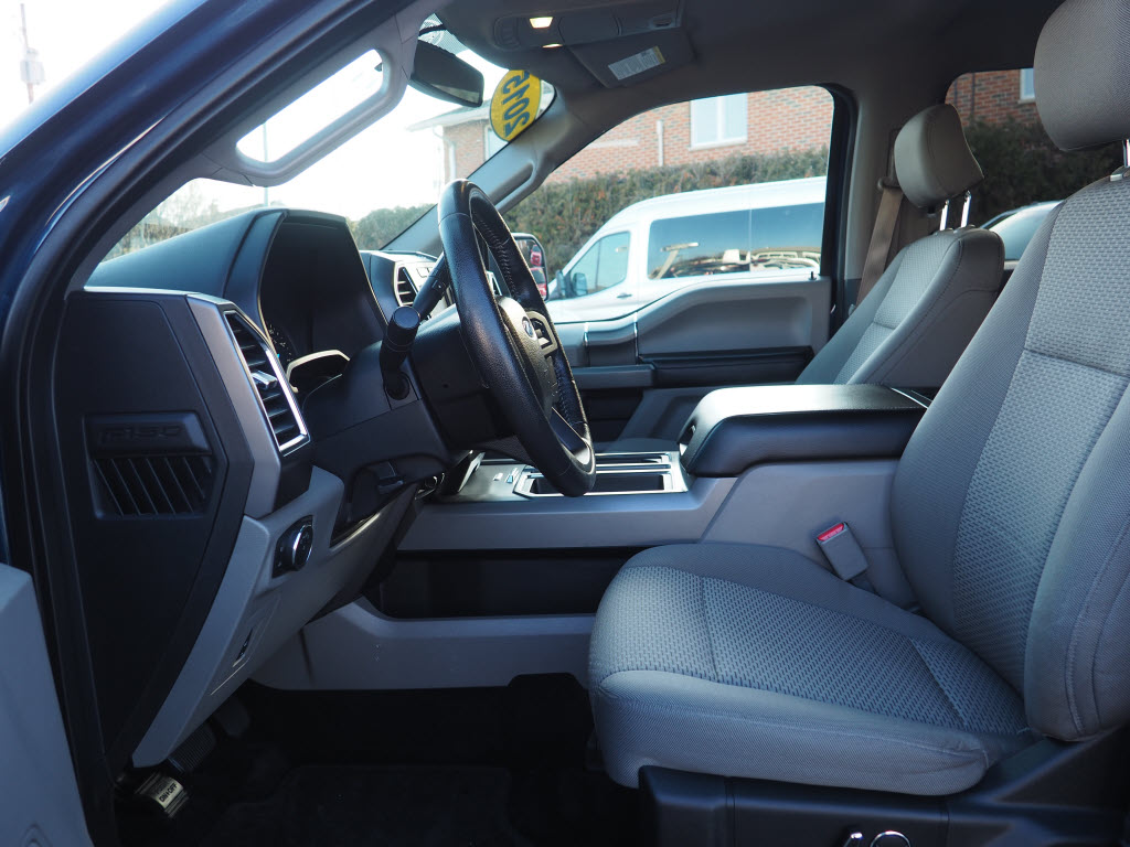 2015 F-150 SuperCrew Cab 4x4, Pickup #10495A - photo 26