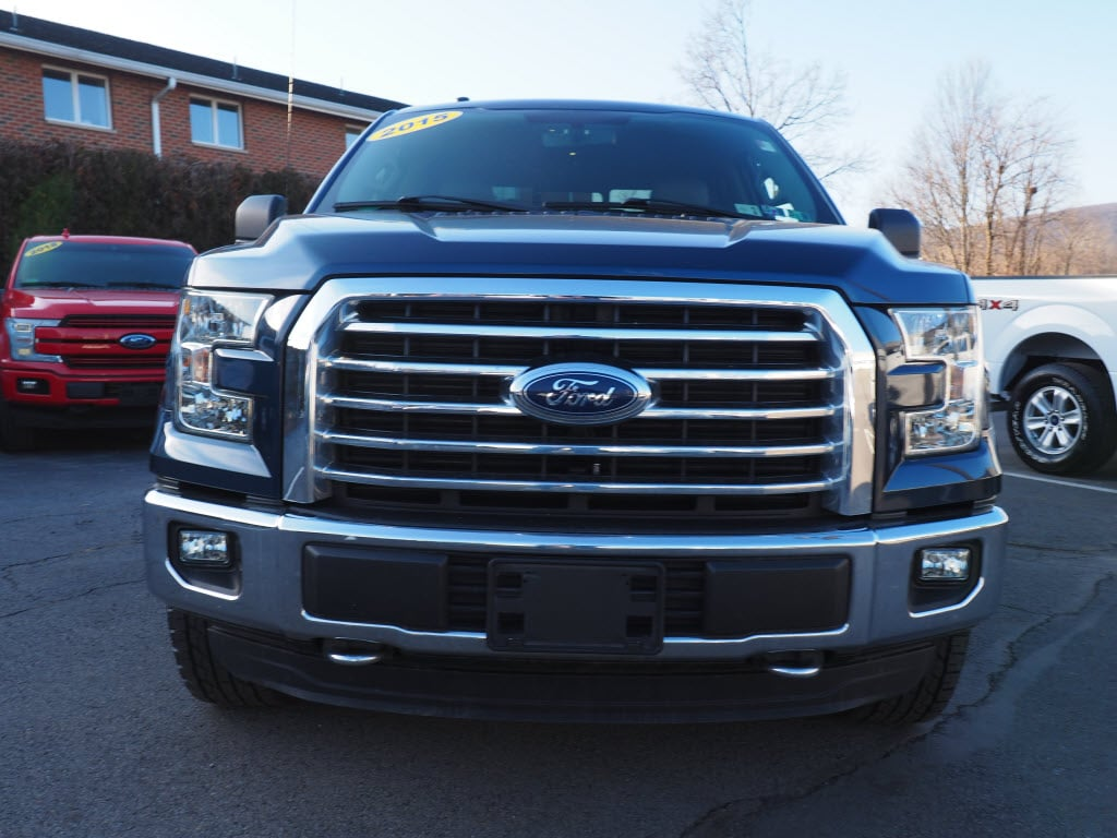 2015 F-150 SuperCrew Cab 4x4, Pickup #10495A - photo 3