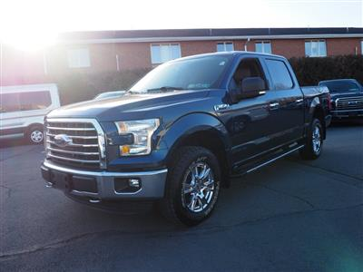 2015 F-150 SuperCrew Cab 4x4, Pickup #10495A - photo 8