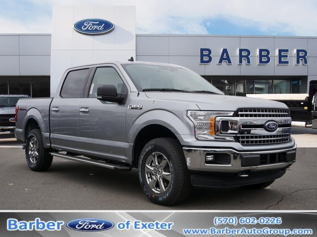 2020 F-150 SuperCrew Cab 4x4, Pickup #10499T - photo 1