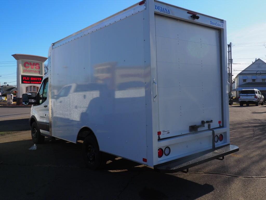 2019 Transit 350 4x2, Dejana DuraCube II Cutaway Van #10506T - photo 4