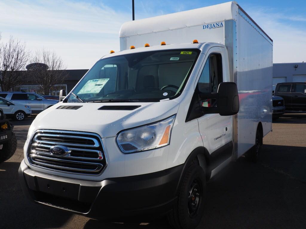 2019 Transit 350 4x2, Dejana DuraCube II Cutaway Van #10506T - photo 3