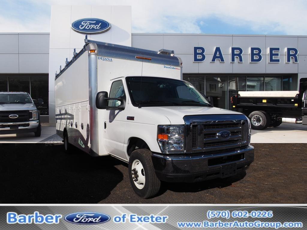 2019 Ford E-450 4x2, Dejana DuraCube Max Service Utility Van #10514T - photo 1