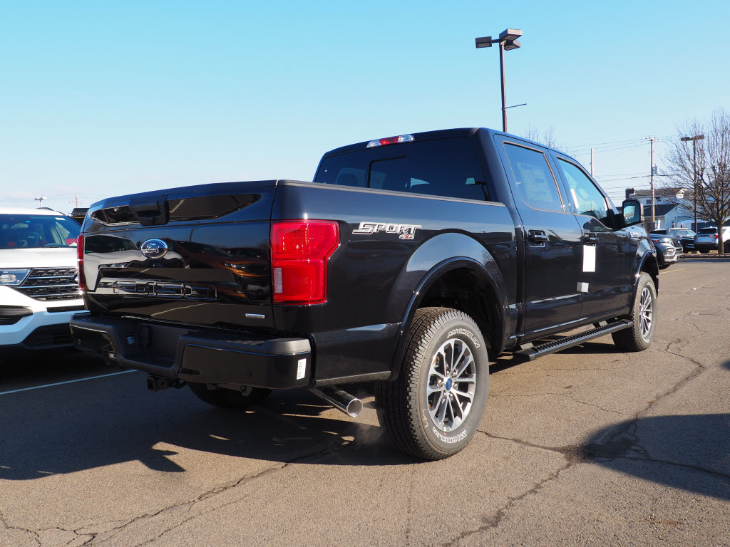 2020 F-150 SuperCrew Cab 4x4, Pickup #10518T - photo 2