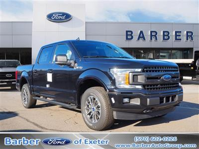 2020 F-150 SuperCrew Cab 4x4, Pickup #10518T - photo 1